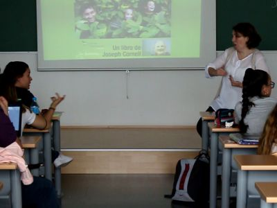 Compartir La Naturaleza Universidd Sevilla