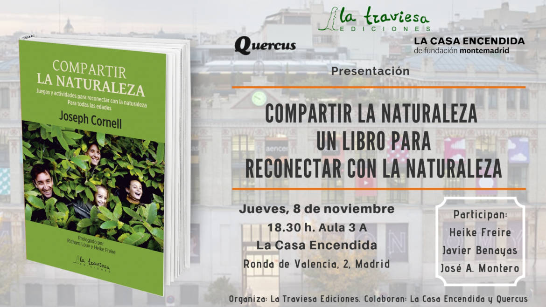 Debatiendo sobre Educación Ambiental en La Casa Encendida