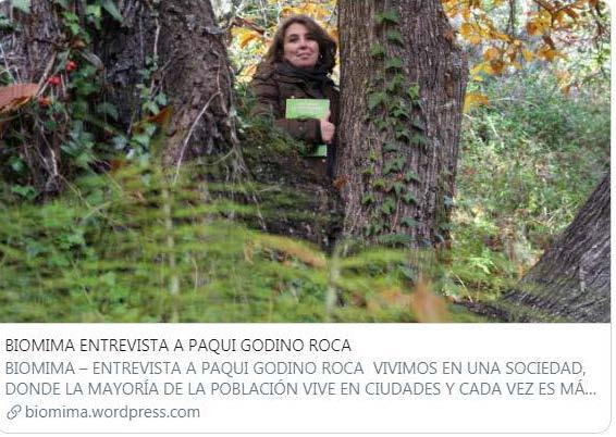 Entrevista de Biomima a La Traviesa Ediciones