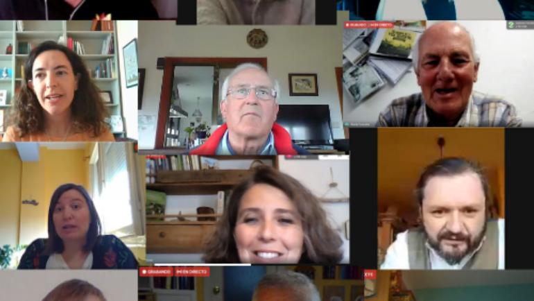 Vídeo del Encuentro Reconectar con la naturaleza en esta «nueva realidad»