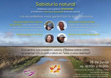 Encuentro «Los ecosistemas vivos garantizan la salud humana»