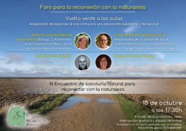 Vuelta Verde a las Aulas, III Encuentro del FORN