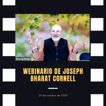Vídeo del Webinario de Joseph Bharat Cornell: El Aprendizaje Fluido y la educación en la naturaleza.