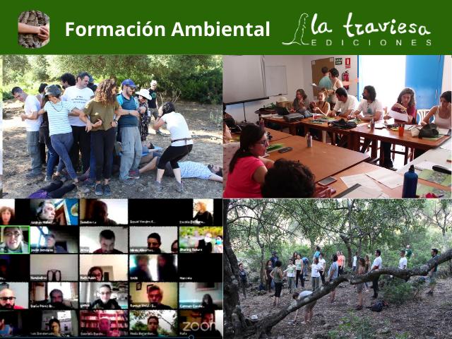 Formación en Educación Ambiental, La Traviesa Ediciones