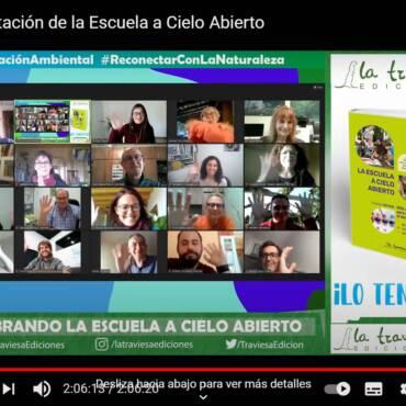Vídeo: Presentación de La Escuela a Cielo Abierto
